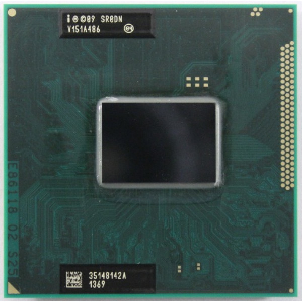 Procesor laptop Intel Core i3-2350M SR0DN 2.3GHz