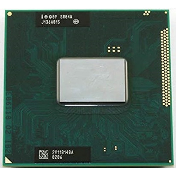 Procesor laptop Intel Core i5-2430M SR04W 2.4GHz - 3.0GHz Turbo