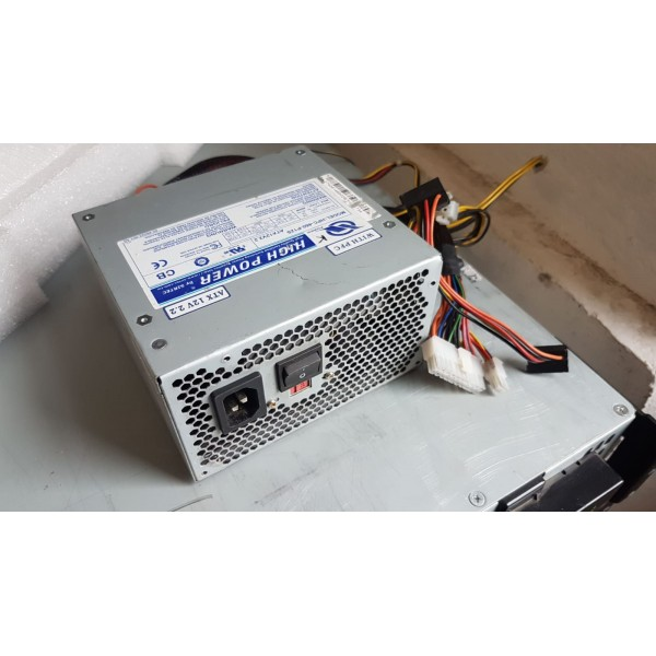 Sursa Sirtec High Power HPC-460-P12S 460W