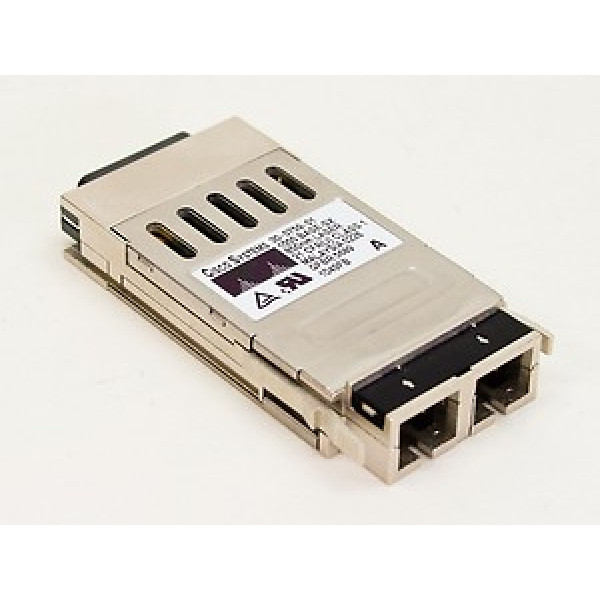 Cisco 1000BASE-SX 850nm Fiber Optic GBIC Transceiver 30-0759-01