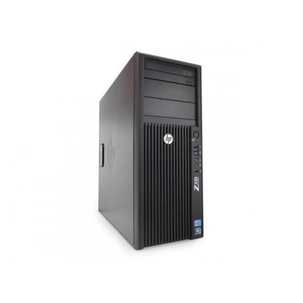 Workstation HP Z420 E5-1620 Xeon QUAD Core 3.60 GHz