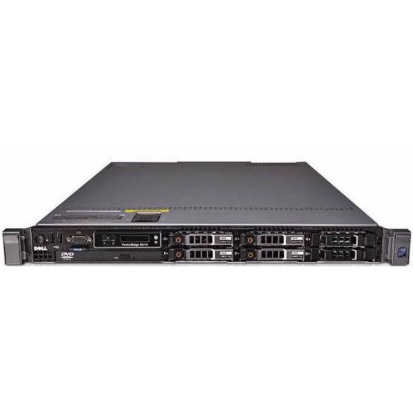 Server Dell Poweredge R610 V2 2 x E5620 Quad 2.4Ghz