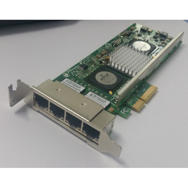 Placa de retea quad port IBM X3850 49Y7949 49Y7948 BCM5709C LOW Profile
