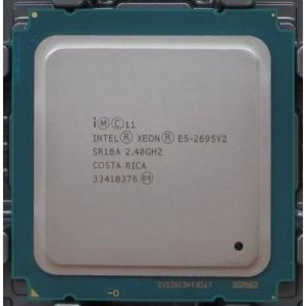 Procesor server Intel Xeon Dodeca-Core E5-2695 v2 2.4GHz SR1BA
