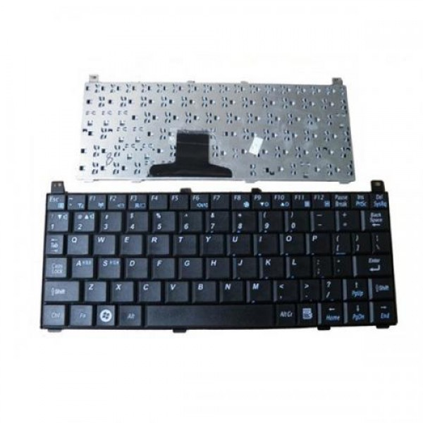 Tastatura laptop noua Toshiba NB100 UK White