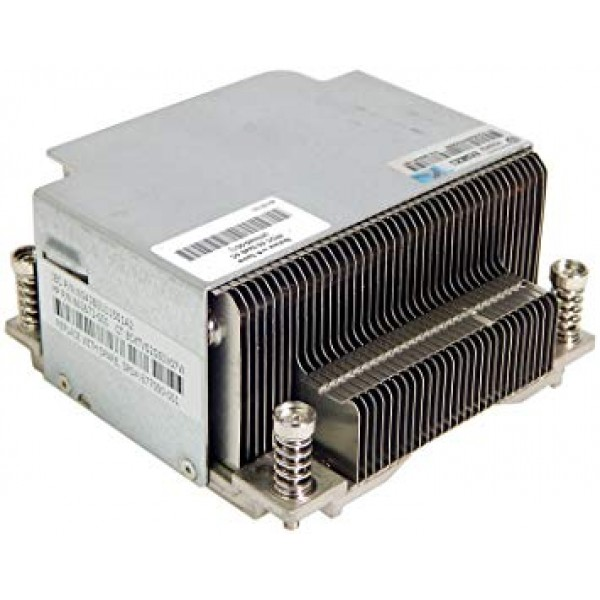 Heatsink server HP DL380E G8 Pulled 676946-01 653241-002 663673-001 677090-001