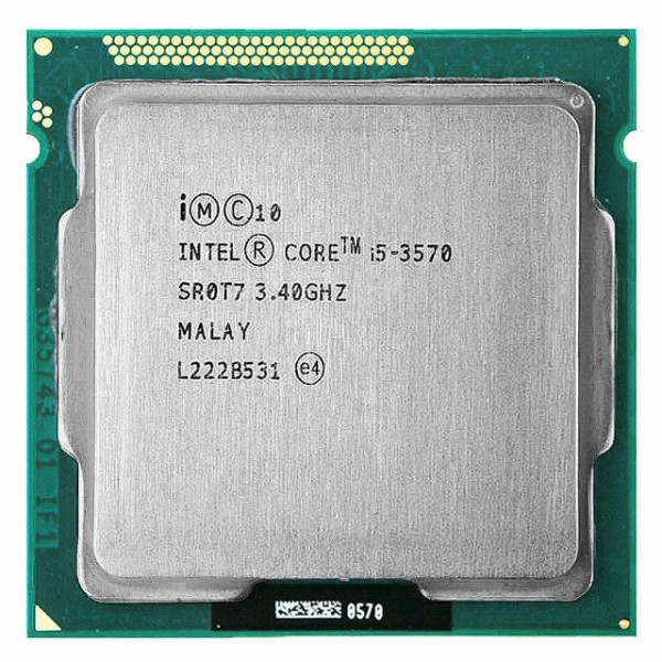 Procesor Intel Core i5-3570 Ivy Bridge SR0T7 3.4Ghz LGA 1155