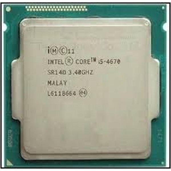 Procesor PC Intel Core Quad i5-4670 3.4Ghz SR14D LGA 1150