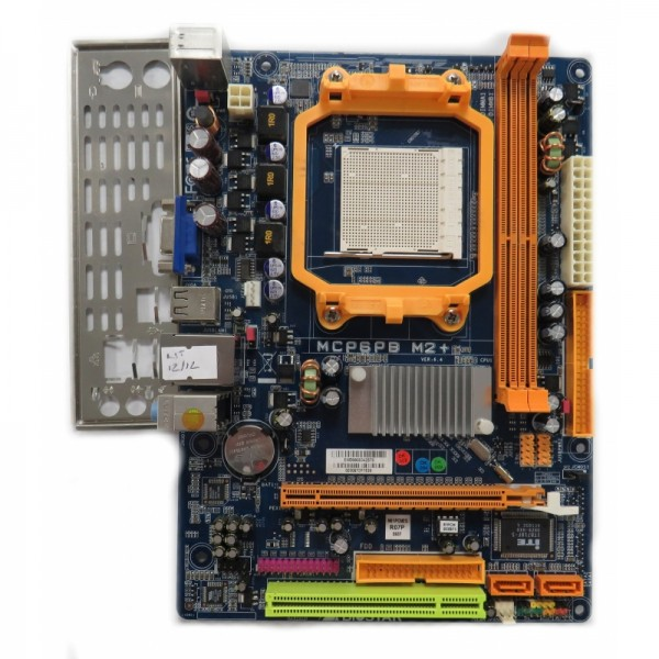 Placa de baza PC  Biostar MCP6PB M2+ Socket AM2+ si cooler