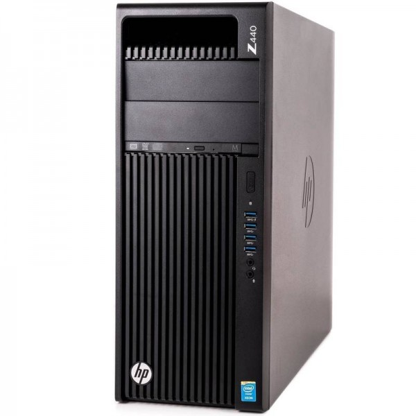 Workstation HP Z440 Intel Xeon E5-2620 V3 2.4Ghz Video M4000