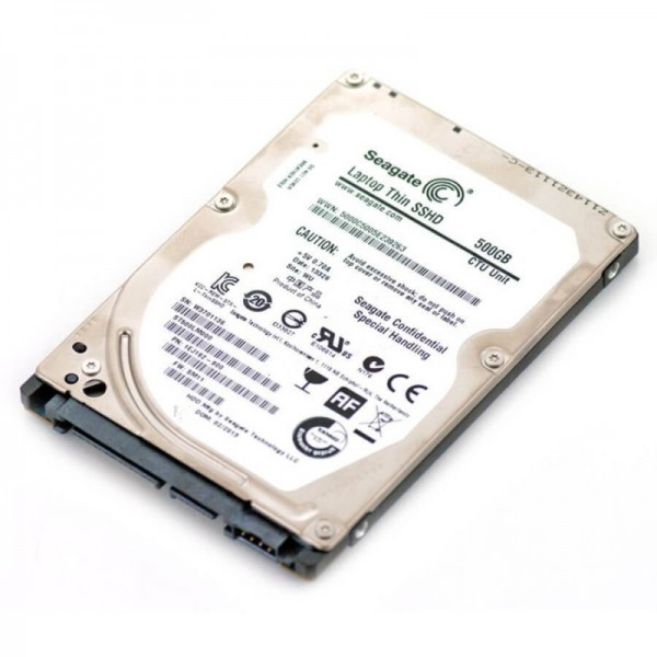 Hard disk laptop second hand 500GB SSHD Thin Segate ST500LM000 2.5''