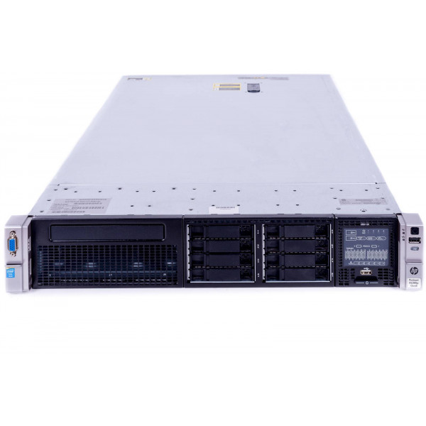 Server HP Proliant DL380p G8 2 X Six Core E5-2640 2.5Ghz