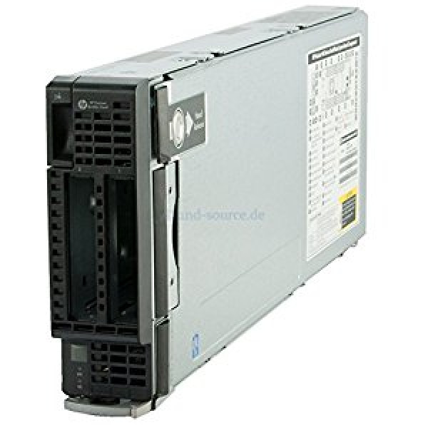 Blade Server HP ProLiant BL460c Gen8 CTO Configure to Order 641016-B21 E5 v2