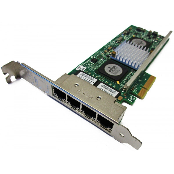 Placa de retea server IBM Broadcom NetXtreme II Quad Port PCI-e Gigabit Full Height