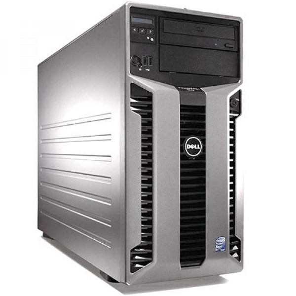 Server DELL Poweredge T610 2 x Xeon Quad Core E5530 2.4Ghz