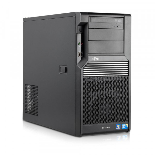 Workstation Fujitsu CELSIUS R570-2 2 x Intel Xeon X5660 2.8Ghz LGA1366