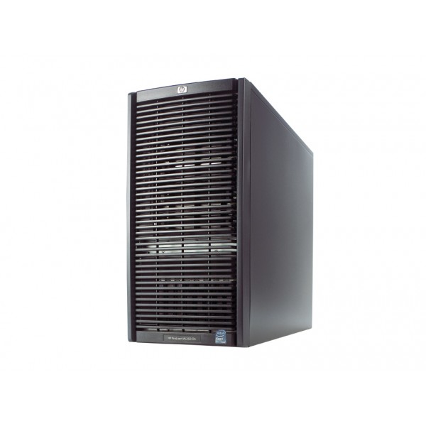 Server HP Proliant ML350 G6 2 x Intel Xeon Quad Core E5630  2.53Ghz