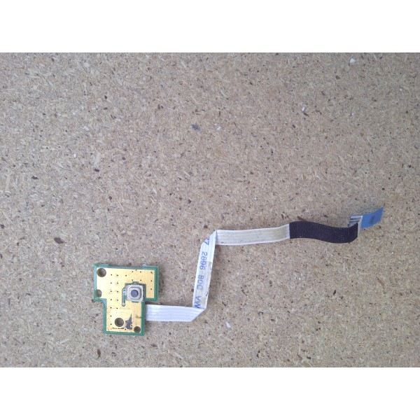 Power button Dell Inspiron N5030 M5030 50.4EM09.101