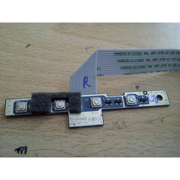 Power button Acer Aspire 5737Z