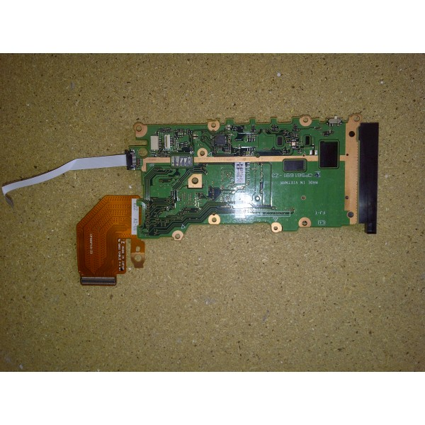 Card Reader Board Fujitsu LifeBook S762 CP561691-Z3