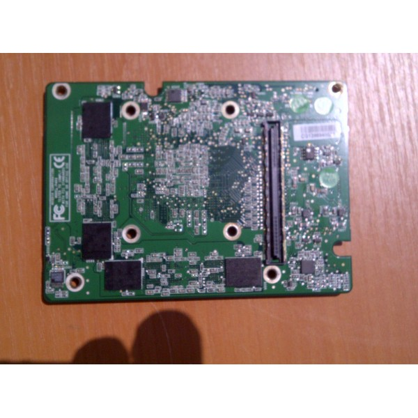 Placa video defecta (artefacte) Dell Precision M90