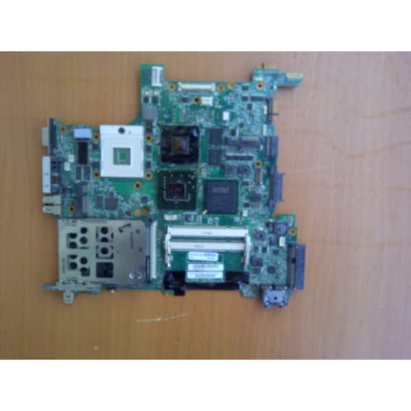 "Placa de baza defecta IBM Lenovo T61 T61p 15 4"" 42W3784"