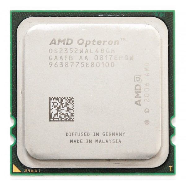 Procesor PC AMD Third Generation Opteron Quad 2352 - OS2352WAL4BGH 2.1Ghz