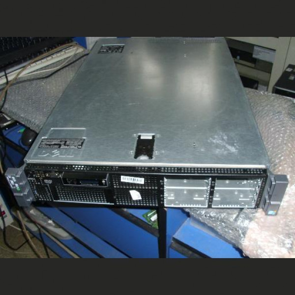 Server DELL POWEREDGE R710 2 x Quad Core 2.13Ghz 16GB RAM
