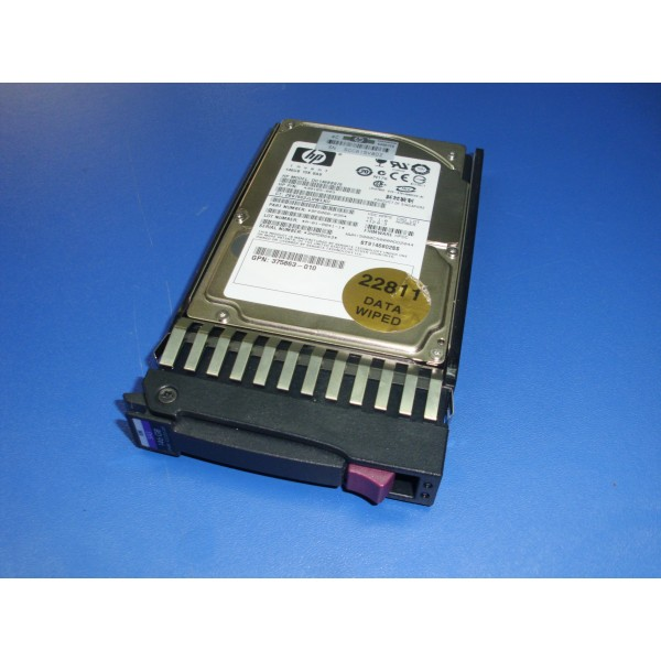 Hard disk server  NOU HP Model:DG146BB976 146GB 10K SAS 2.5''