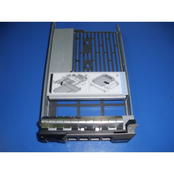 Caddy HDD DELL Server cu Adaptor 3.5'' to 2.5'' DP/N F238F Y004G X968D WWGPK 9W8C4