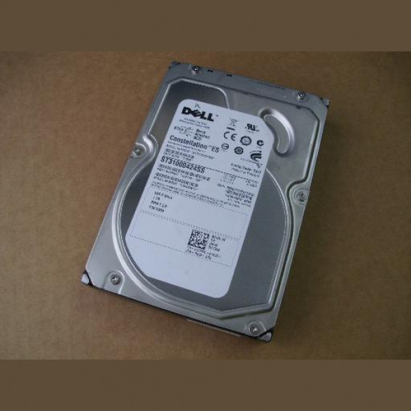 "Hard disk server DELL Seagate Constellation ES ST31000424SS 1TB 7200 RPM  3.5"" SAS U738K"
