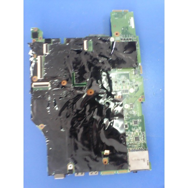Placa de baza defecta (video) Lenovo E420