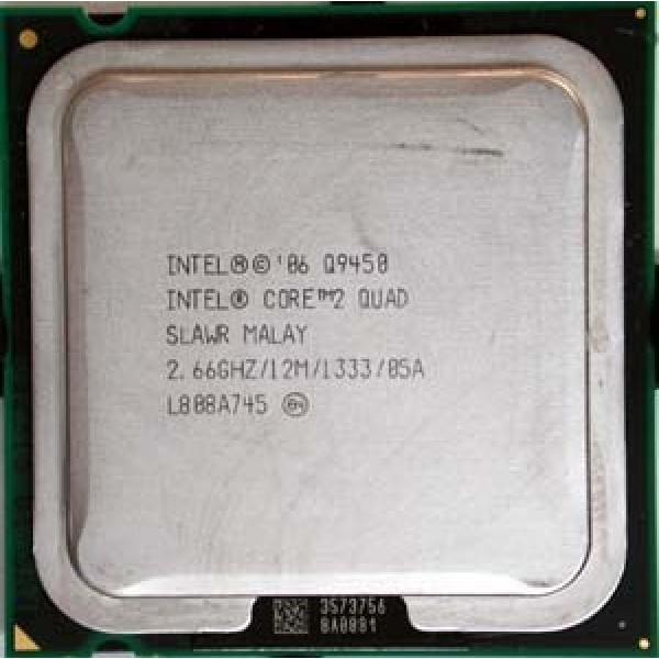 Procesor PC SH Intel Core 2 Quad Q9450 SLAWR 2.667 Ghz 6M LGA 775