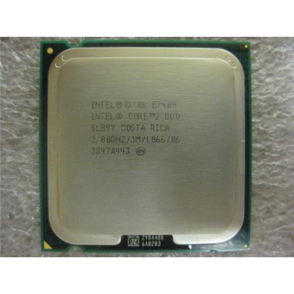Procesor PC SH Intel Core 2 Duo E7400 SLB9Y 2.8Ghz 3M LGA 775
